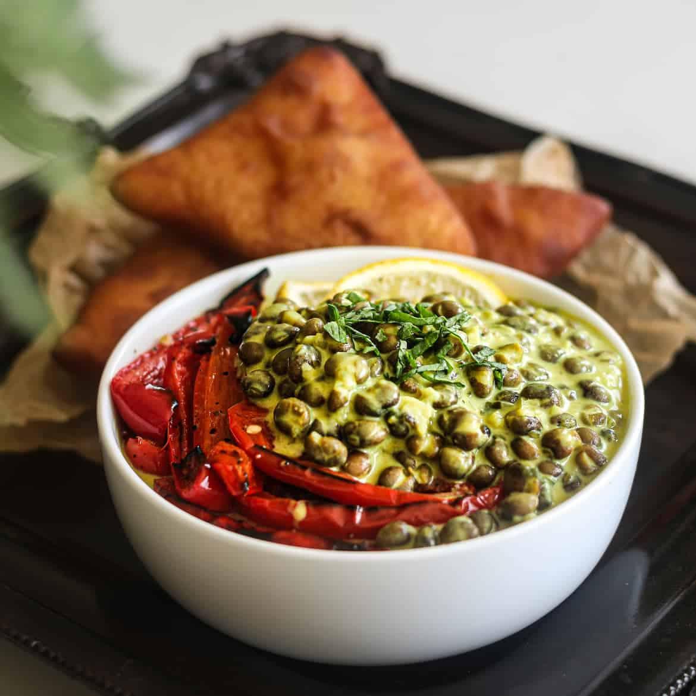 Bharazi - Vegan Coconut Curry